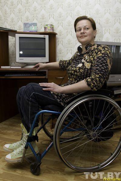 У Алены Бернович в доме чистота и порядок