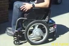 Kangan Роо легкая спортивная электроколяска
