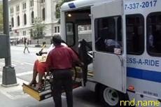 МТА мечтает пересадить инвалидов на метро и автобусы