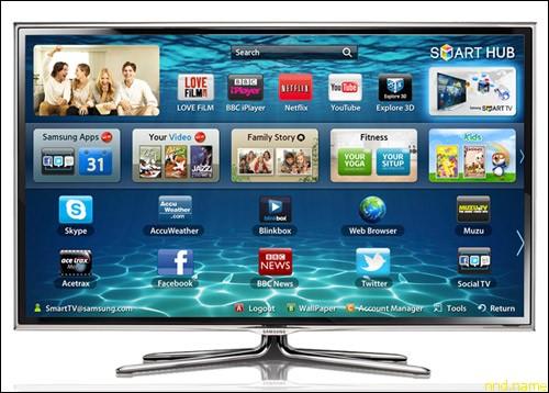 Телевизор, управляемый смартфоном, жестами и… голосом