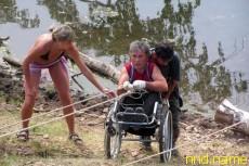 Обучающий слет туристов-инвалидов в Башкирии