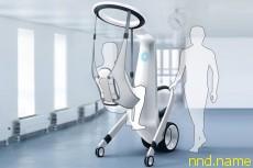 Погрузо-перевозчик для инвалидов