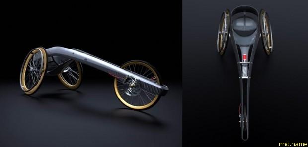 Велосипед для инвалидов класса Grand Touring