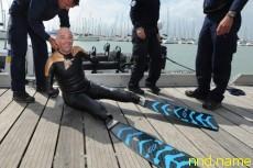 Пловец Филип Кройзон соединил пять континентов
