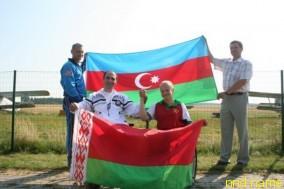 Кямал Мамедов - азербайджанец в небе Беларуси