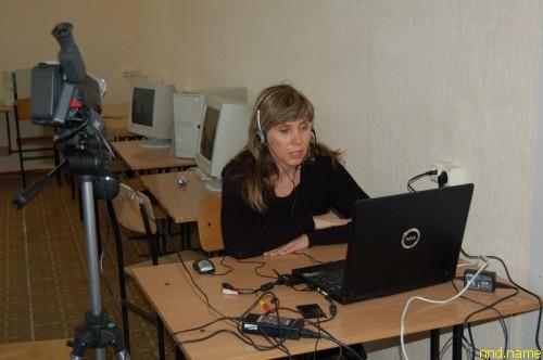 урок истории, проводит одна из лучших учителей города Ламтюгова Светлана Петровна