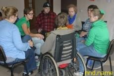 IV Международный слет молодых инвалидов ОО «БелОИ»
