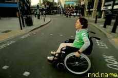 «Безбарьерный Лондон 2012» — Тест-драйв на инвалидном кресле