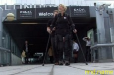 Экзоскелет Esko - возможность передвигаться самостоятельно