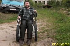 Блеск и нищета колясочника Валентина Грицука
