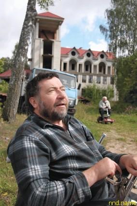 Фермер-колясочник Валентин Грицук