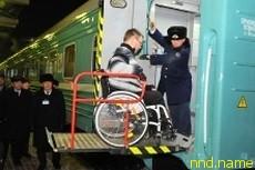 Казахстанские поезда оснастят инвалидными колясками до конца 2012