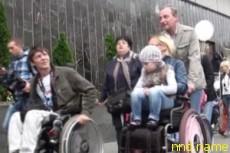 16 сентября 2012 года в Москве прошла четвертая по счету ежегодная акция по проверке города на доступность для маломобильных граждан