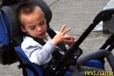 Петербургские дети с ДЦП получили коляски ОТТО БОКК