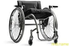 Synergise: рычажная система управления коляской