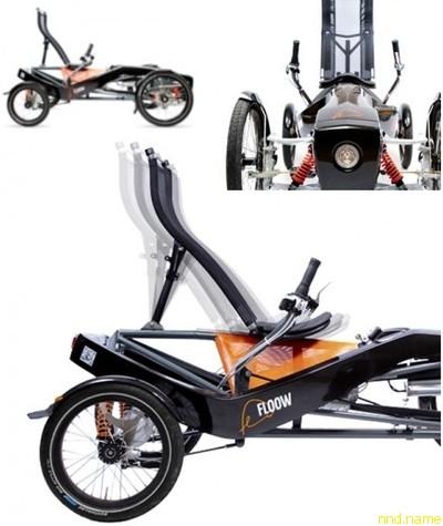 Floow от Flex – это не автомобиль и не велосипед