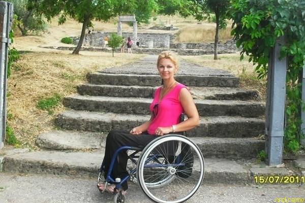 Секс с парнем на инвалидной коляске и фото 93-81