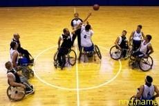 В Челнах создается команда баскетболистов на колясках