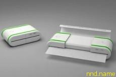 Концепт принтера и сканера SimCheong для слепых