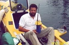 Эндрю Хэлси - эпилепсия не помеха пересечь океан в одиночку