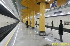 Первая линия минского метро заканчивается в космосе