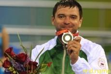 фехтовальщик № 1 в мировом рейтинге полочанин Николай Безъязычный