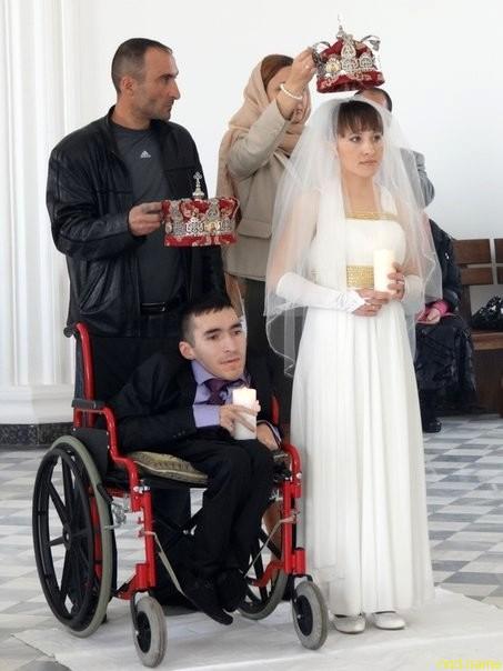 Вреж и Елена Киракосян сыграли свадьбу