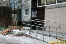 В России ТСЖ обяжут создавать пандусы для инвалидов