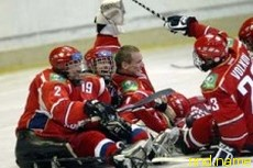Сборная России по хоккею-следж выиграла Чемпионат мира IPC в Сербии