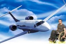 Авиакомпании о перевозке инвалидов будут решать сами