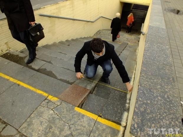 Неподступная доступность - безбарьерная среда в Беларуси