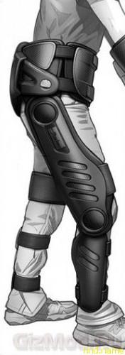 Экзоскелет от Parker Hannifin Corporation
