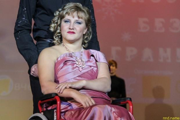 Ольга Лебедева из поселка Вольно-Надежденское получила звание леди Обаяние