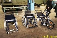 В Запорожье изготавливают уникальные коляски