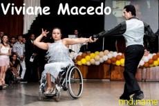 Вивиан Маседо (Viviane Macedo) – жизнь как танец