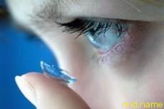 Контактные линзы, восстанавливающие зрение