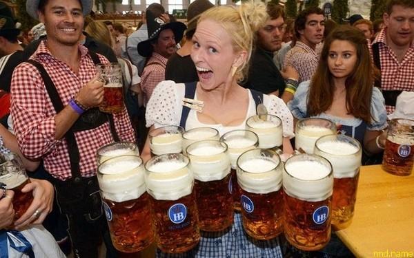 30 банок пива достаточно, чтобы побороть вирус, вызывающий пневмонию