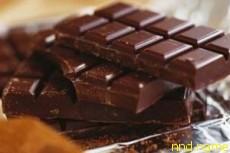 Темный шоколад спасает от кашля