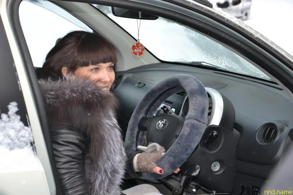 Анастасия Немец: С автомобилем для меня распахнулся весь мир!