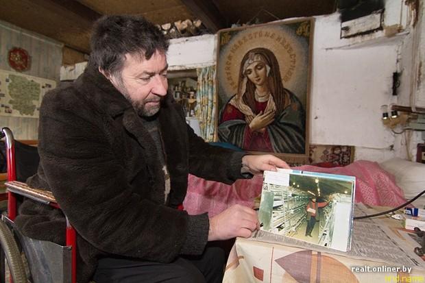 Валентин Грицук верит в возрождение своего хозяйства