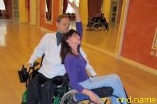 Были и сказки любви в колясках Наталья Чехонацкая и Виталий Кравченко