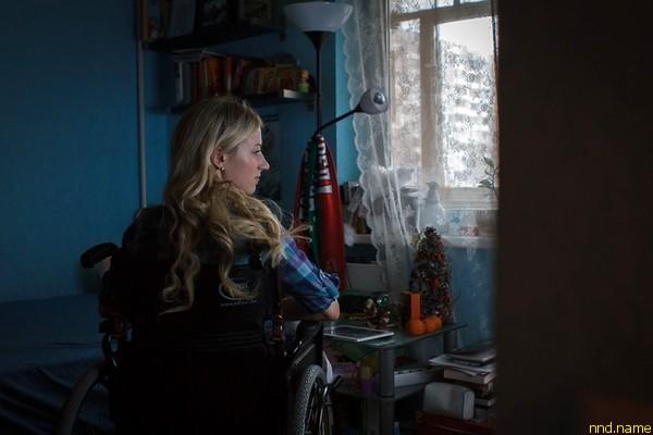 Самая сильная слабая девушка Ира Бухтиярова