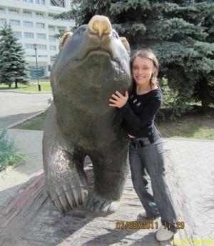 Евгения Петрова доказала, что ДЦП - не приговор