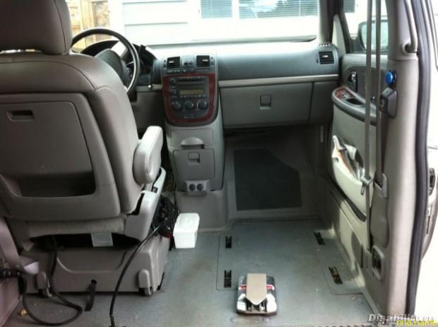 Выдали нам новый микроавтобус «Шевроле Аплэндэр»