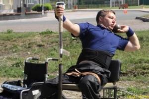 Томские спортсмены по легкой атлетике среди инвалидов вернулись со Всероссийских соревнований с «бронзой»