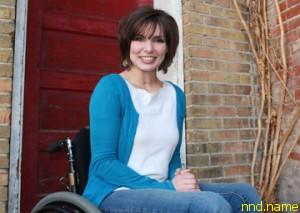 Когда в жизни становится слишком трудно стоять, просто продолжайте ее на коляске!