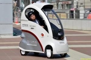 самостоятельный автомобиль для инвалидов и пожилых людей