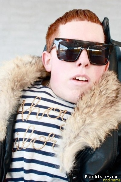 Фэшн блоггер Хенрик Силвиус - Henrik Silvius