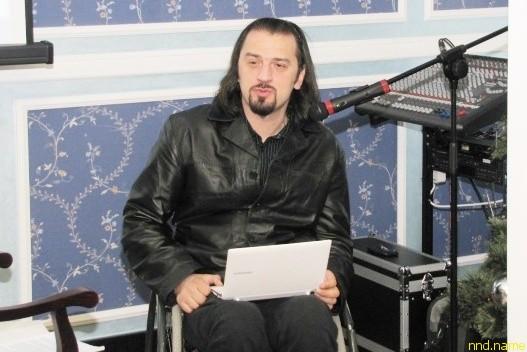 Глава Офиса па правам людей с инвалидностью Сергей Дроздовский
