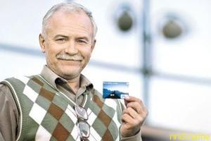 Белинвестбанк начал выпуск карточек для слабовидящих и незрячих